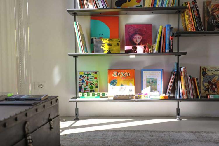 Casa vacanze Assisi al Quattro con libri e giochi per bambini. Perugia, Umbria