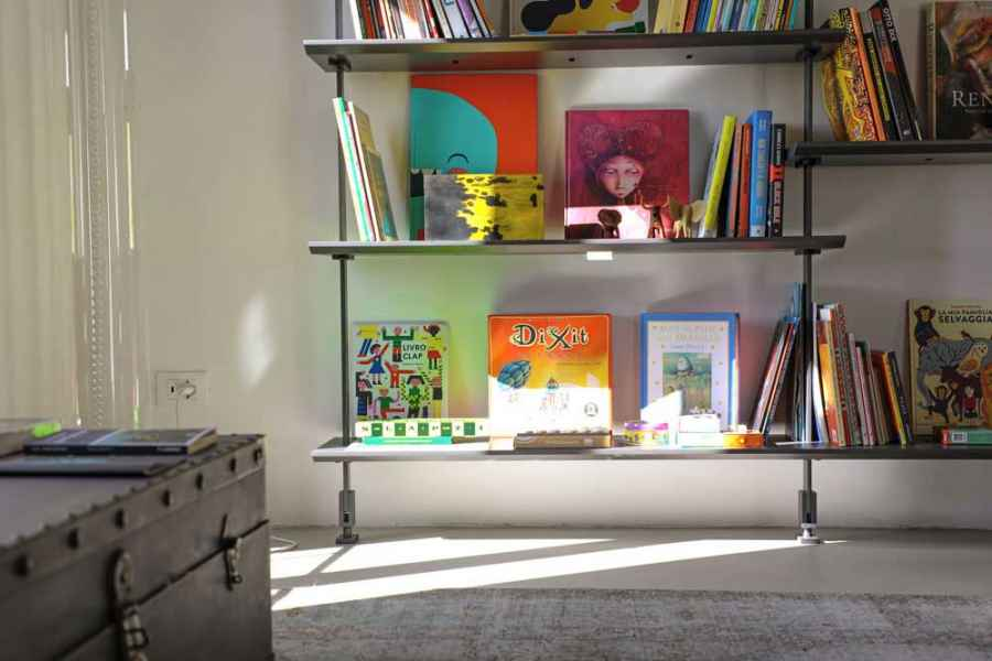 Assisi al Quattro holiday house with beautiful library children and art books Assisi, Perugia Umbria Italy